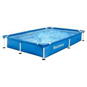 b0da7ecb2a7f6 Каркасный прямоугольный бассейн Bestway 221х150х43 см в Бишкеке ...